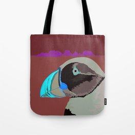 Lundefugl / Puffin Tote Bag