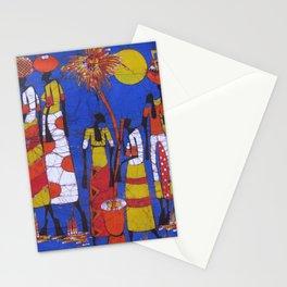 Maasai community Stationery Cards