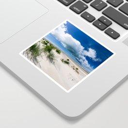 Grenen Beach Panorama Sticker