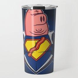 Super Bacon Travel Mug