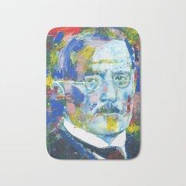 CARL JUNG - portrait.8 Bath Mat