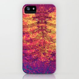 Arboreal Vessels - Heart Breath iPhone Case