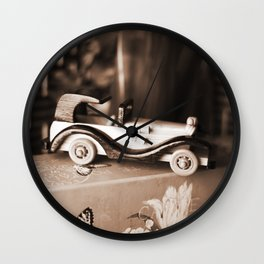 Vintage toy Wall Clock