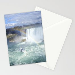 Rainbows and Mist Stationery Cards