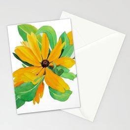 Sunshine Daisy Stationery Cards