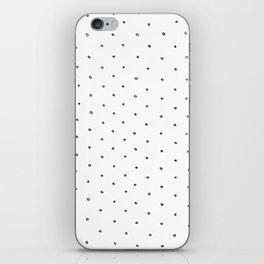 Polka Dot iPhone Skin