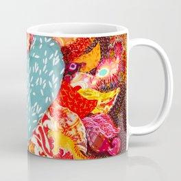 Love Over Fire Coffee Mug