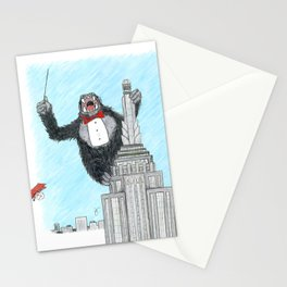 Maestro Kong Stationery Cards
