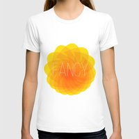fancy T-shirts featuring fancy by Helmo Studio