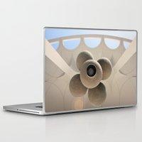 dune Laptop & iPad Skins featuring Dune by Kali Malone