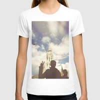 budapest T-shirts featuring Budapest by BriAnneWills