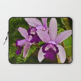 Cattleya Orchid Laptop Sleeve