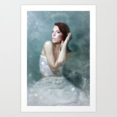 The Love of Light Art Print
