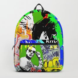 COLLAGE URBAIN Backpack