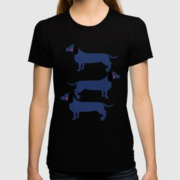 Cute Dachshund Dogs T-shirt