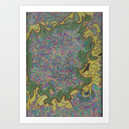 Crown of the Tropics Art Print