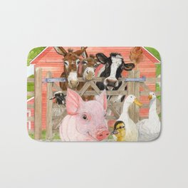 The Farm Bath Mat
