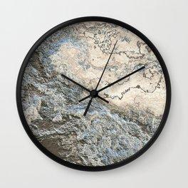 Misterios lang Wall Clock
