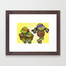 MikeyDon Framed Art Print