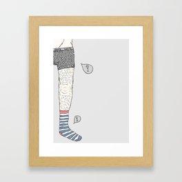 Tom Framed Art Print