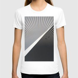 London - sunset graphic T-shirt