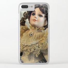 Under my Skin Clear iPhone Case