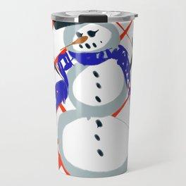 A Frosty Snowman DP150903c Travel Mug