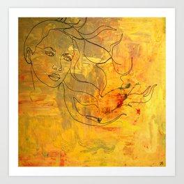 Hausos Art Print