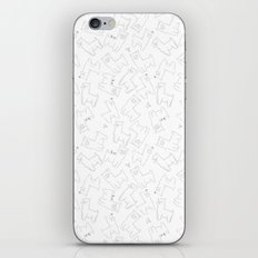 Alpacas iPhone & iPod Skin