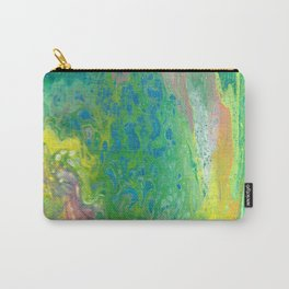 Fluid art : pastel Carry-All Pouch