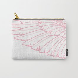Guardian Angel Pink Carry-All Pouch