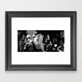 An Everyday. Framed Art Print