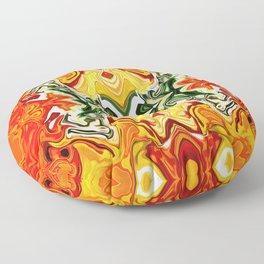 Deep Fried Chicken Tacos OG Floor Pillow
