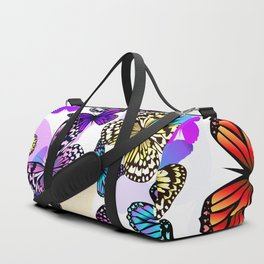 Butterflies Duffle Bag