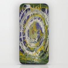 Earth Goddess Abstract Art iPhone & iPod Skin