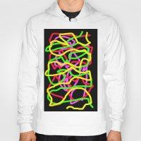 neon Hoodies featuring Neon by Vitta