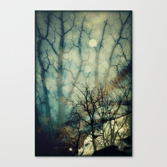 As Nature comes Canvas Print