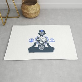United Nations of the Earth Kingdom Rug