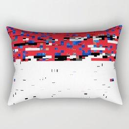 Chunks Rectangular Pillow