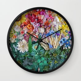 Alice in the wonderland Wall Clock