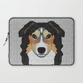 Zeke - mountain dog Laptop Sleeve