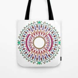 Wheel of Fortune. Tote Bag