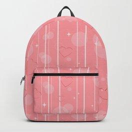 Heart shapes Backpack