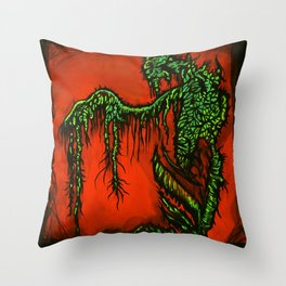 Touch you Throw Pillow
