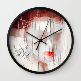 and more than a thousand kisses Wall Clock