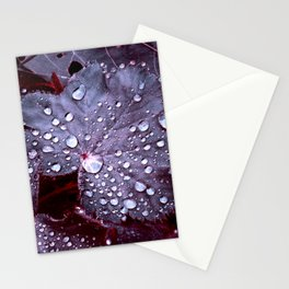 night colors IX Stationery Cards