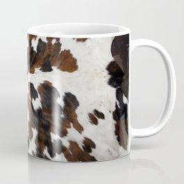 Cowhide Kaffeebecher