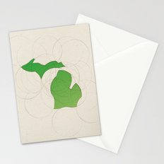Michigan 26 Stationery Cards