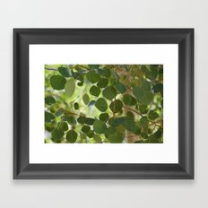 in season Framed Art Print