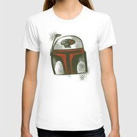 starwars T-shirts featuring STARWARS Boba by Tim Lee